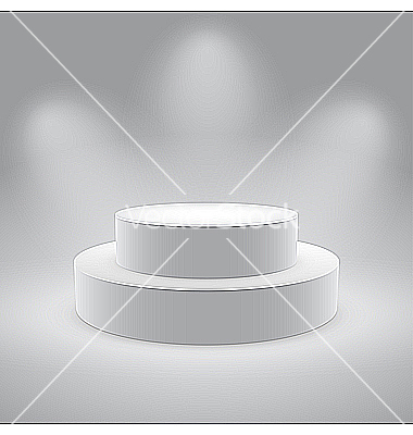 12 Podium Vector Free Images