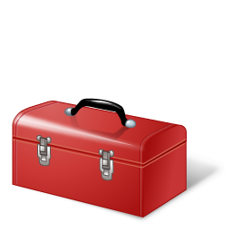 15 Red Tool Box Icons Images