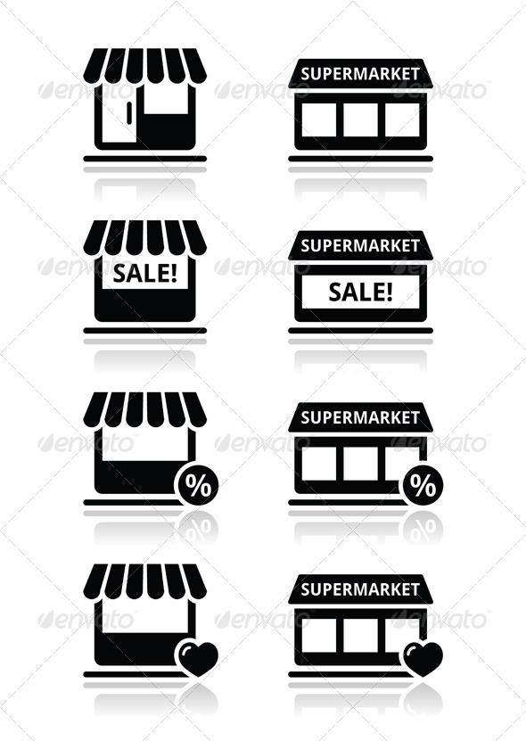 retail store clip art free - photo #37