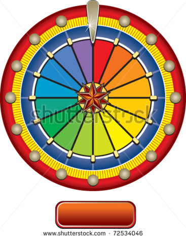 10 Spin Wheel Free Vector Images