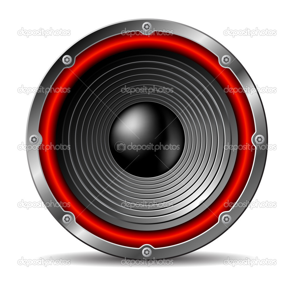 11 Audio Speaker Vector Images - Speaker Vector, DJ ...