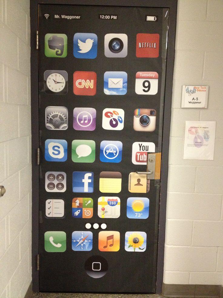 Classroom Ipad Ideas ~ Door app icons images ios icon design