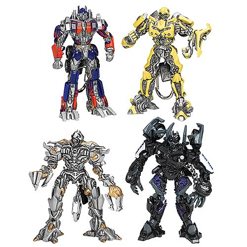Transformers All Autobots and Decepticons