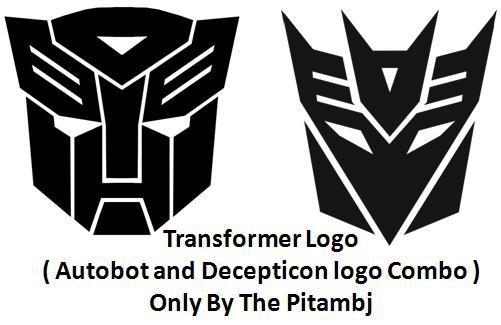 Transformers Autobots and Decepticons Logo