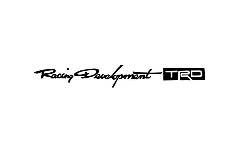 TRD Racing Development Logo