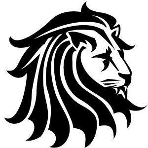 15 Free Vector Lion Head Clip Art Images
