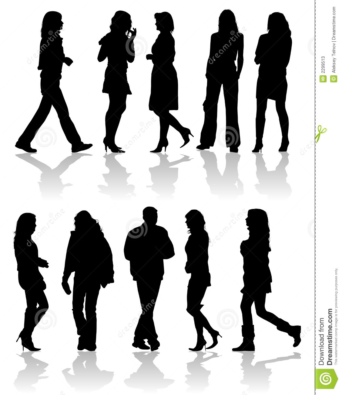 13 Architecture Silhouette Vector Images Architecture People
