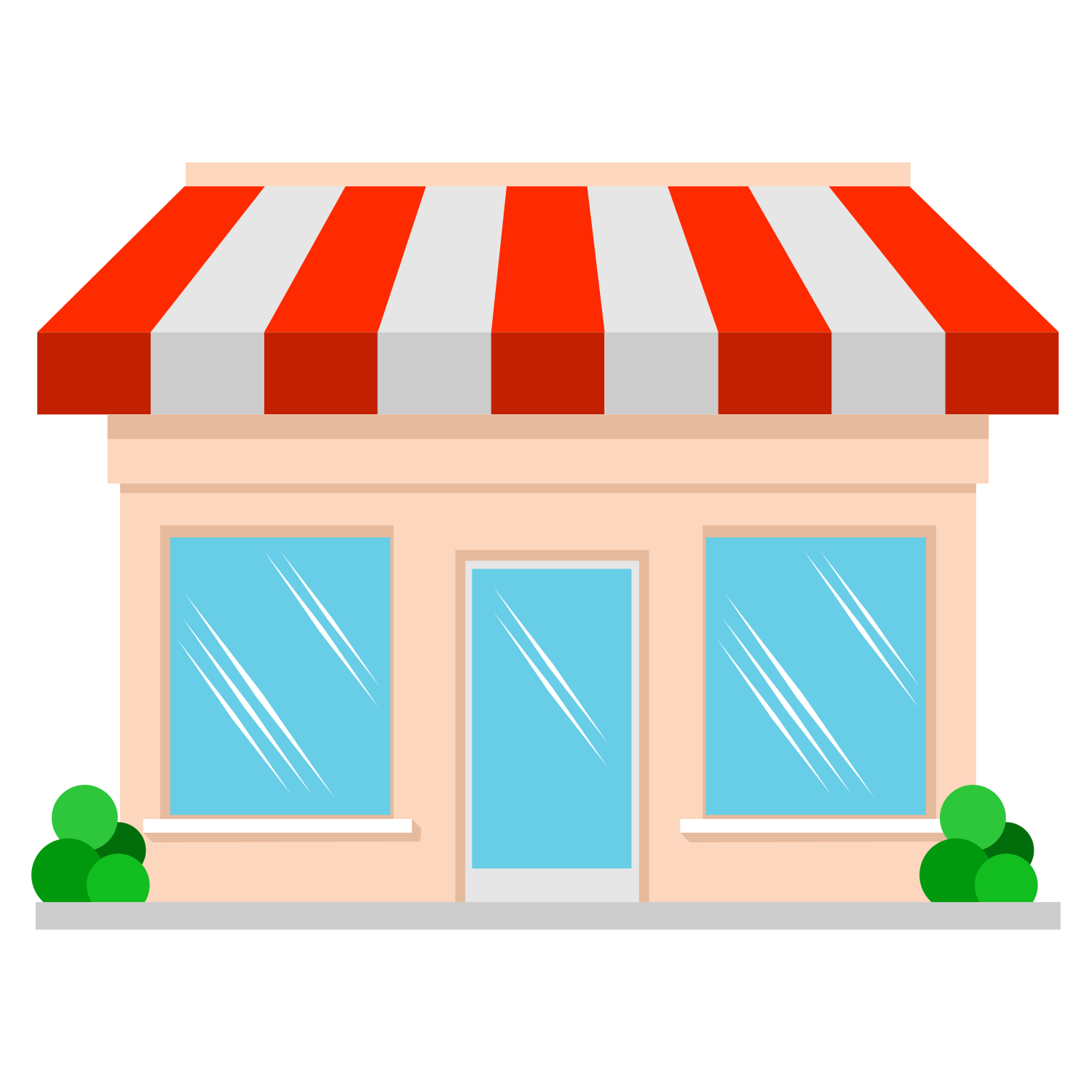 13 store icon vector images business icon store vector