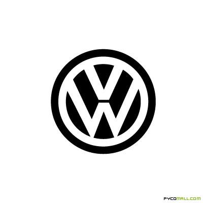 VW Volkswagen Logo Vector