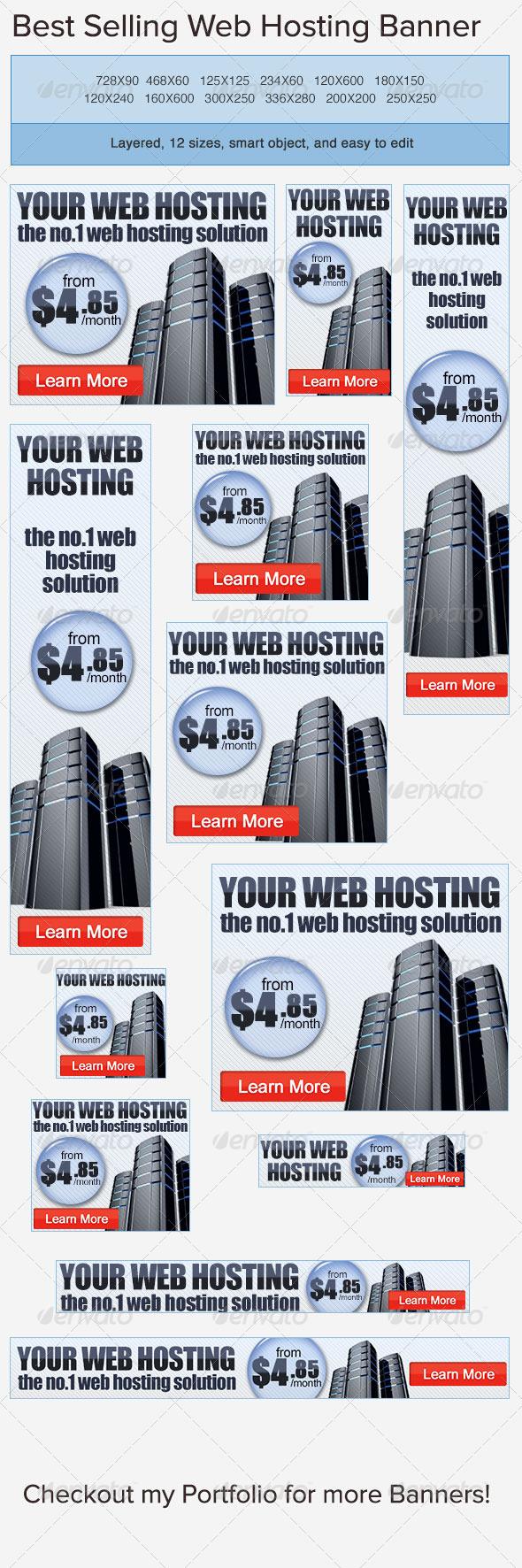 Web Banner Ad Templates