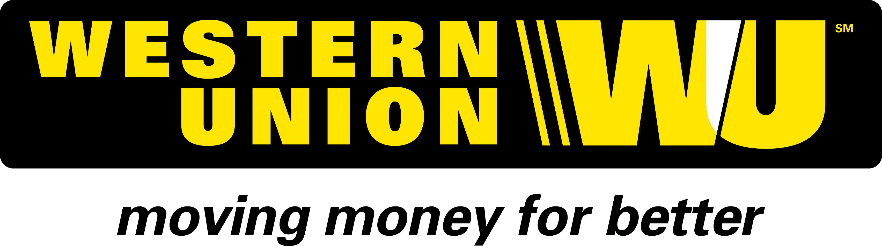 8 Western Union New Logo PSD Images