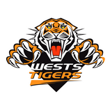 7 Wests Tigers Logo PSD Images